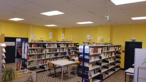 Namur - Bibliothèque paramédicale