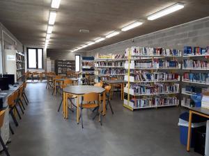 Namur - Bibliothèque IESN