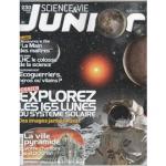 Science et Vie Junior, N° 230 - Novembre 2008 - Explorez les 165 lunes du système solaire