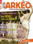 Arkéo Junior, N° 233 - Octobre 2015 - La fête chez les Grecs !