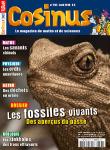 Cosinus, N° 203 - Avril 2018 - Les fossiles vivants