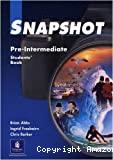 Snapshot. Pre-Intermediate. Students' book