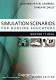 Simulation scenarios for nurse educators