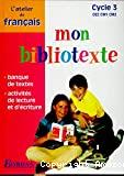Mon bibliotexte