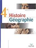 Histoire-géographie, 4e