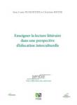 Diptyque, 38. Enseigner la lecture littériare dans une perspective d'éducation interculturelle