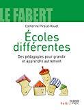 Ecoles différentes