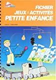 Fichier Jeux & activités Petite enfance