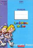 Les cahiers malins. Français. Cycle 3 - niveau 2