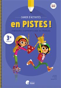 En pistes! 3e primaire : cahier d'activités