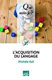 L' acquisition du langage