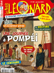Le Petit Léonard, n°231 - Janvier 2018 - Une journée à Pompéi