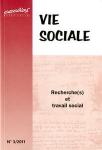 Les mémoires de recherche, révélateurs du questionnement professionnel sur les effets des lois, les problèmes sociaux et les pratiques
