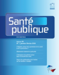 Impact de la diffusion d'un guide sur la nutrition et l'activité physique aux élèves de 5e de France métropolitaine