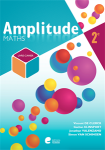 Amplitude maths 2e : livre-cahier