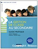 La gestion de classe au secondaire