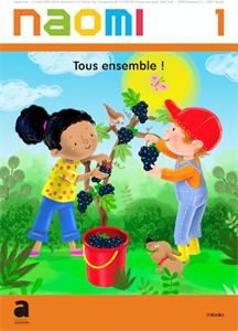 Naomi : la revue d'éveil religieux des 4-7 ans, n°1 - septembre - octobre 2021 - Tous ensemble !