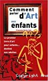 Comment parler d'art aux enfants?