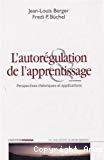 L'autorégulation de l'apprentissage