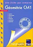 Géométrie CM1