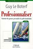 Professionnaliser