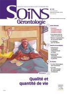Qualité de vie en soins palliatifs