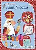 Mon livre-jeux avec Saint Nicolas