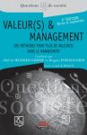 Valeur(s) management
