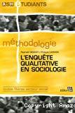 L'enquête qualitative en sociologie