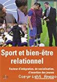 Sport et bien-être relationnel