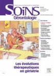 Description du syndrome de désadaptation psychomotrice
