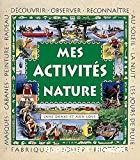 Mes activités nature