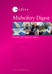 The specialist perineal midwife : making a difference