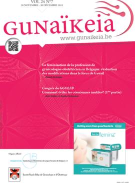 La féminisation de la profession de gynécologue-obstétricien en Belgique
