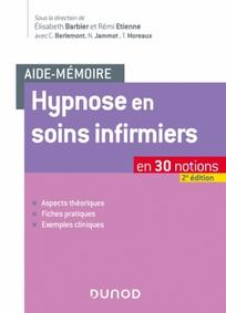 Hypnose en soins infirmiers