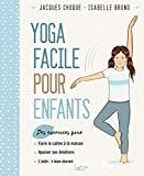 Yoga facile pour enfants