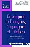 Enseigner le français, l'espagnol et l'italien