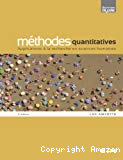 Méthodes quantitatives
