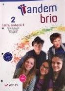 Tandem brio 2 : leerwerkboek B
