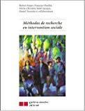 Méthodes de recherche en intervention sociale
