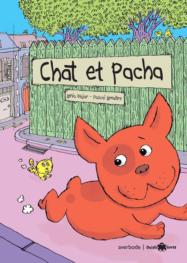 Chat et Pacha