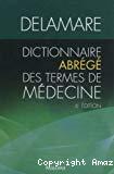 Dictionnaire abrégé des termes de médecine