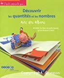 Découvrir les quantités et les nombres avec des albums