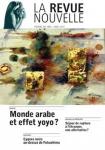 Monde arabe et effet yoyo ?