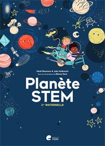 Planète STEM - 1re maternelle