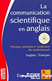 La communication scientifique en anglais