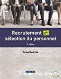 Recrutement et sélection du personnel
