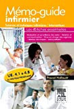 Mémo-guide infirmier