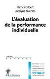 L'évaluation de la performance individuelle