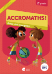 Accromaths! 2e primaire : guide de l'enseignant